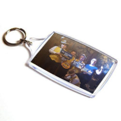 Personalised escape challenge escape experience keyring