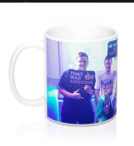 cup-front - personalised escape game mug escape challenge